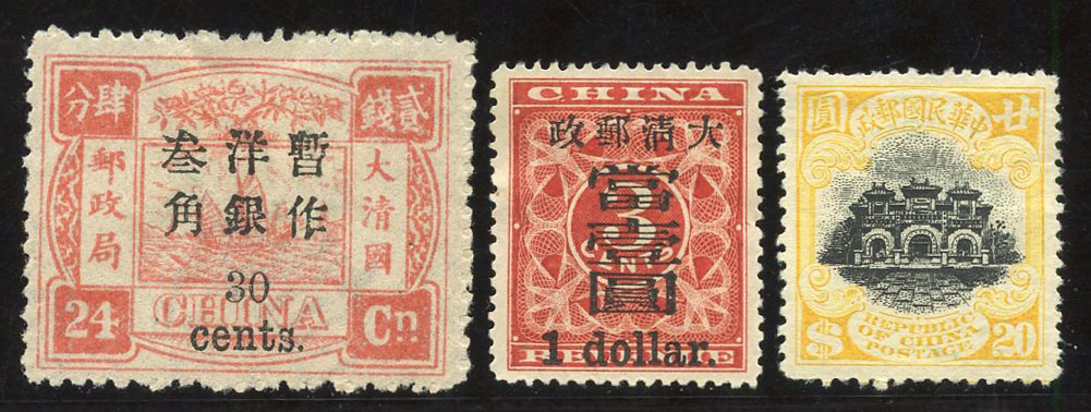 China, Sammlung, Los 702